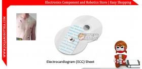 Electrocardiogram (ECG) / Elektrokardiogram (EKG) Sheet