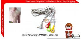 ELECTROCARDIOGRAM (ECG) / ELEKTROKARDIOGRAM (EKG) Connector