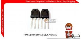 TRANSISTOR NJW0281G & NJW0302G