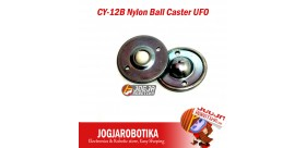 CY-12B Nylon Ball Caster UFO