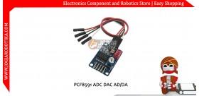 PCF8591 ADC DAC AD/DA Analog Digital Converter Module