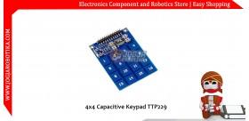 4x4 capacitive
