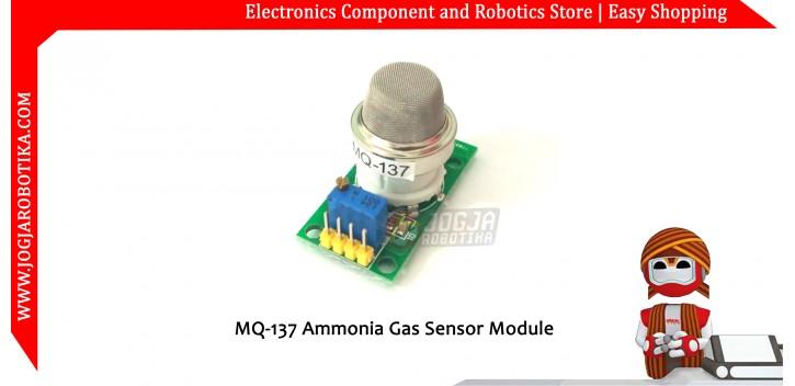MQ-137 Ammonia Gas Sensor Module