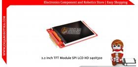 2.2 Inch TFT Module SPI LCD HD 240X320