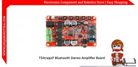 TDA7492P Bluetooth Stereo Amplifier Board
