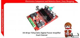 XH-M190 TDA3116D2 Digital Power Amplifier Dual Channel