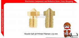 Nozzle 0.2mm E3D 3D Printer Filamen 1.75 mm