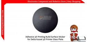 Adhesive 3D Printering Buildtak Surface Sticker