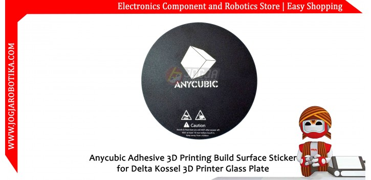 Anycubic Adhesive 3D Printering Buildtak Surface Sticker
