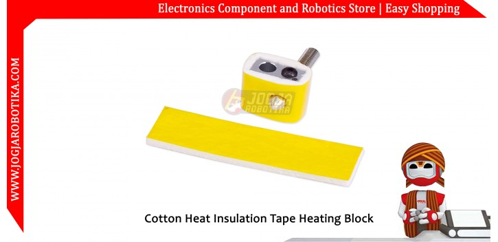 Cotton Heat Insulation Tape Heating Block