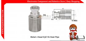 Metal J-Head E3D V6 Heat Pipe
