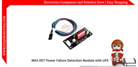 MKS DET Power Failure Detection Module with UPS