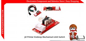3D Printer Endstop Mechanical Limit Switch