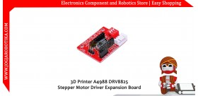 3D Printer A4988 DRV8825 Stepper Motor Driver Expansion Board