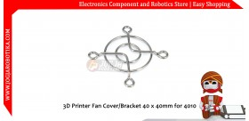 3D Printer Fan Cover Protector/Bracket 40 x 40mm for 4010