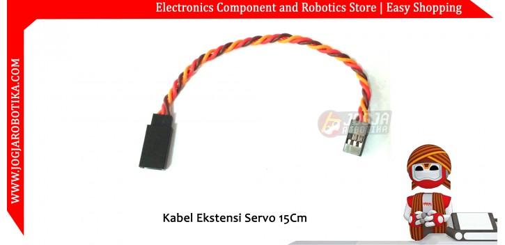 Kabel Ekstensi Servo 15Cm