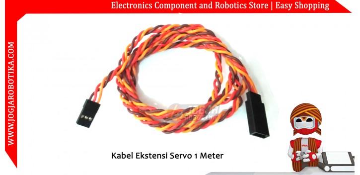 Kabel Ekstensi Servo 1M