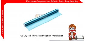PCB Dry Film Photosensitive 38um PhotoResist 3M x 30cm