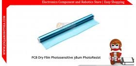 PCB Dry Film Photosensitive 38um PhotoResist 3M x 30cm