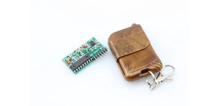 remote gantungan kunci
