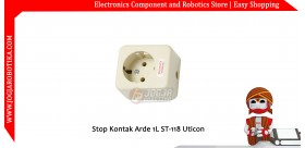 Stop Kontak Arde 1L ST-118 Uticon