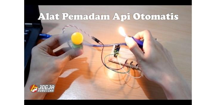 PEMADAM API OTOMATIS (FLAME SENSOR) Catalog Products