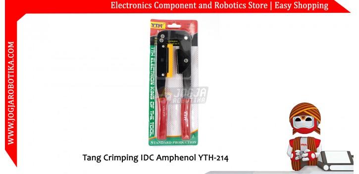 Tang Crimping IDC Amphenol YTH-214