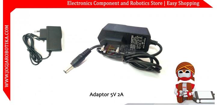 ADAPTOR 5V 2A Kecil