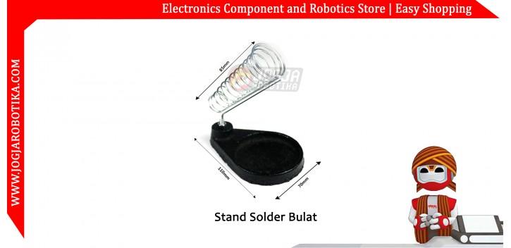 Stand Solder Bulat
