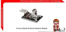 KY-022 Infrared IR Sensor Receiver Module