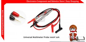 Universal Multimeter Probe Victor 1000V 20A