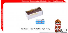 Box Rosin Solder Paste Mini