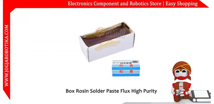 Box Rosin Solder Paste Mini