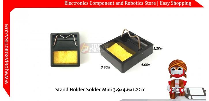 Stand Holder Solder Mini 3.9x4.6x1.2Cm