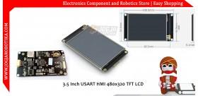 3.5 Inch USART HMI 480x320 TFT LCD