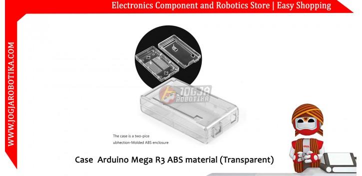 Case Arduino Mega R3 ABS material (Transparent)