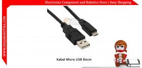 Kabel Micro USB 80cm