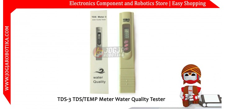 TDS-3 TDS/TEMP Meter Water Quality Tester