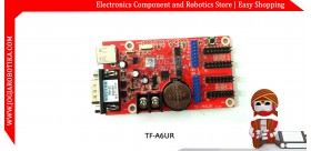 TF-A6UR LED Kontroler DB9 USB