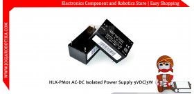 HLK-PM01 AC-DC Isolated Power Supply 5VDC/3W