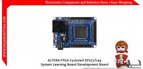 ALTERA FPGA CycloneII EP2C5T144 System Learning Board Development Board
