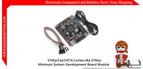 STM32F407VET6 Cortex-M4 STM32 Minimum System Development Board Module