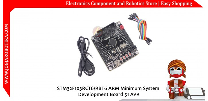 STM32F103RCT6/RBT6 ARM Minimum System Development Board 51 AVR