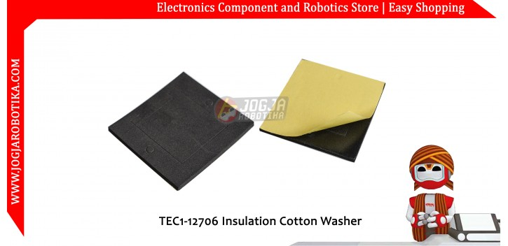TEC1-12706 Insulation Cotton Washer