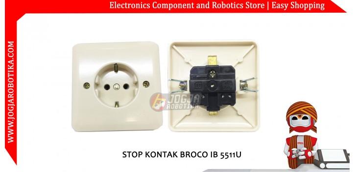 STOP KONTAK BROCO IB 5511U