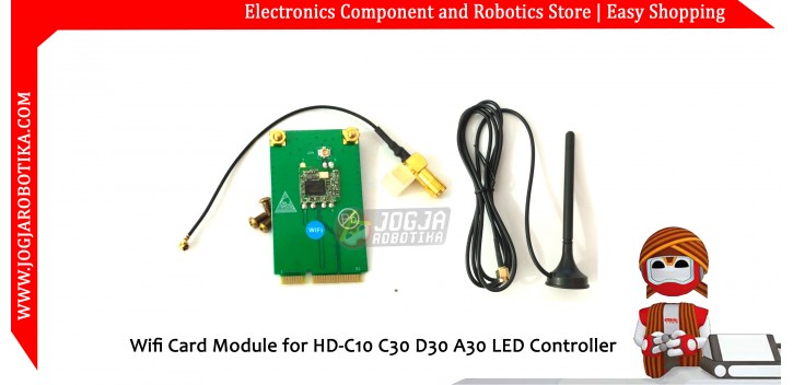 Wifi Card Module for C10 D30 A30 LED Controller