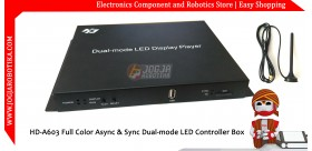 HD-A603 WIFI Full Color Async & Sync Dual-mode LED Controller Box