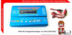 IMAX B6 Charger/Discharger 1-6 Cells (GENUINE)