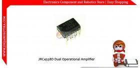 JRC4558D Dual Operational Amplifier