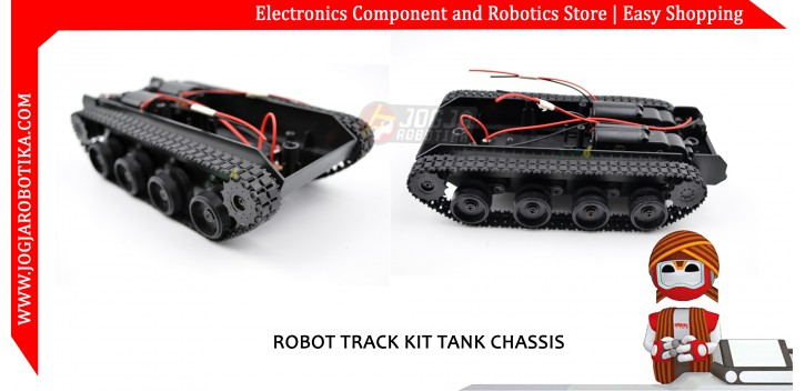 ROBOT TRACK KIT TANK CHASSIS